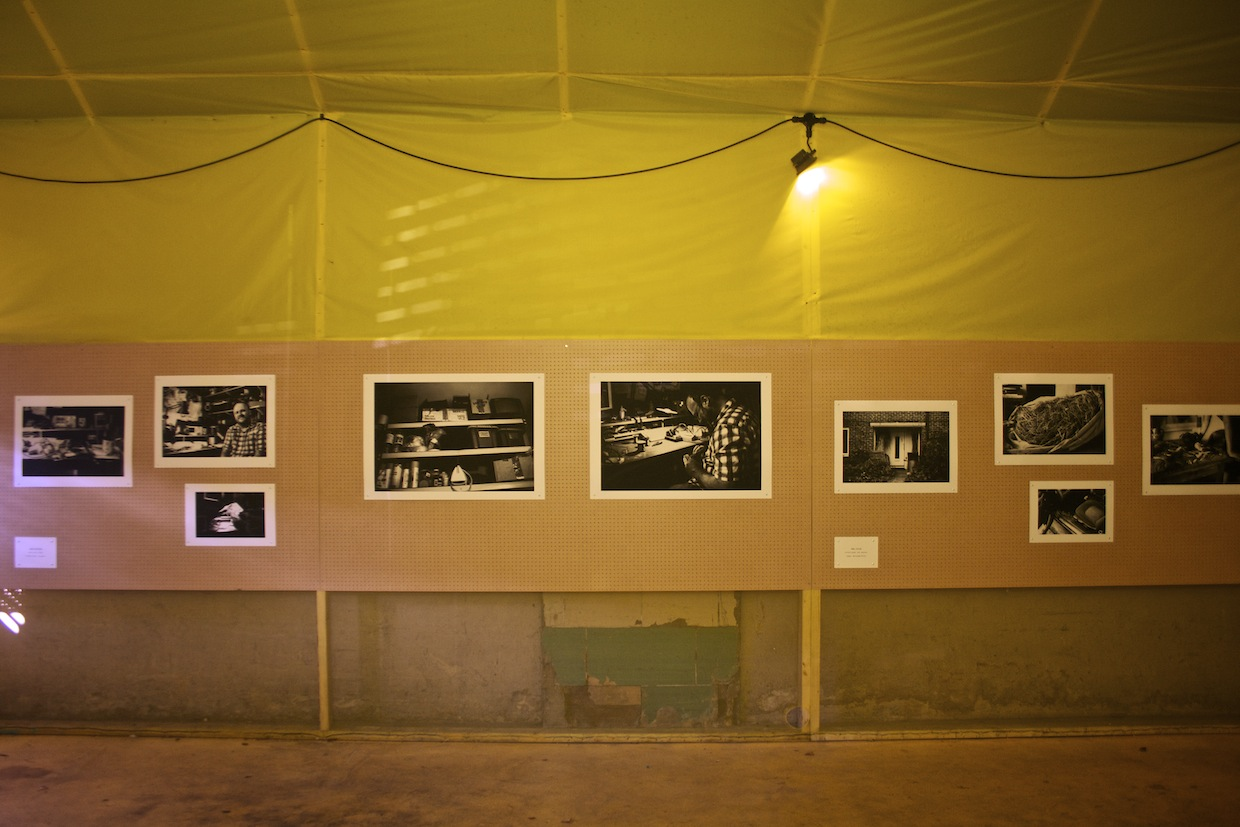 Exhibition at Circus Street