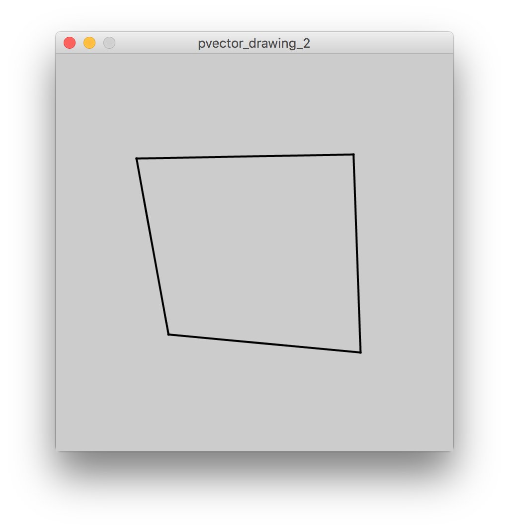 Pvectors Learning Processing